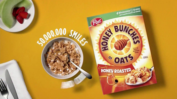 Honey Bunches of Oats TV Spot, 'What Makes You Smile' - Thumbnail 8