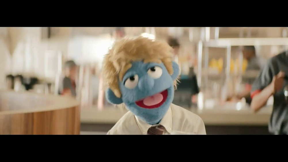Burger King Whopper Jr. TV Spot, 'Dancing' - Screenshot 6