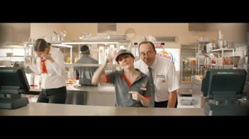 Burger King Whopper Jr. TV Spot, 'Dancing' - Thumbnail 3