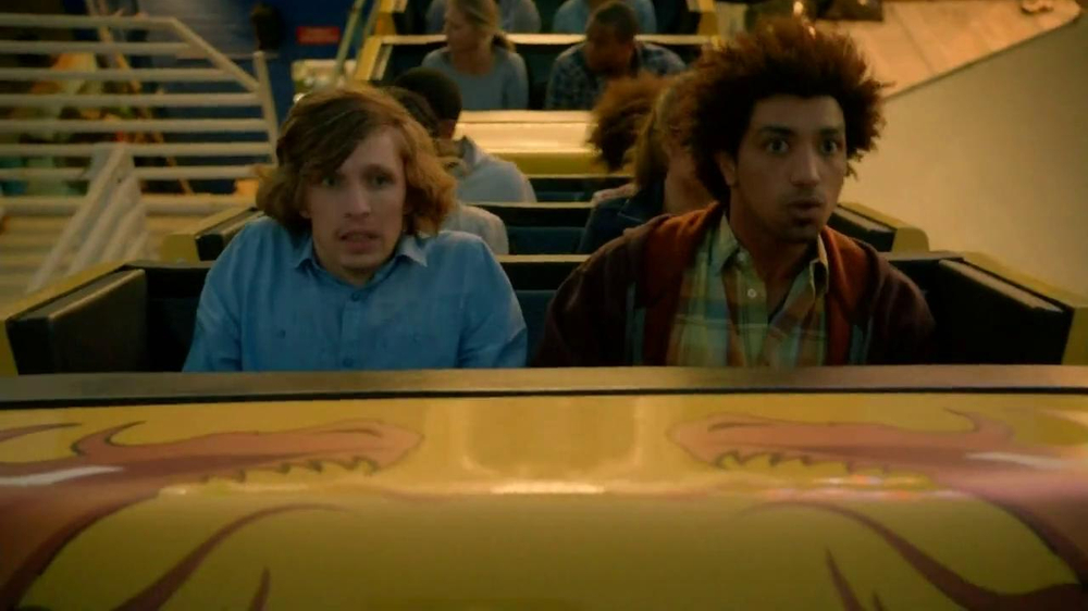 Gildan TV Spot, 'Roller Coaster' - Screenshot 1