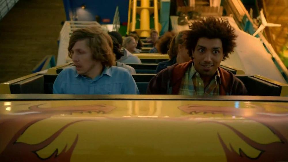 Gildan TV Spot, 'Roller Coaster' - Screenshot 2