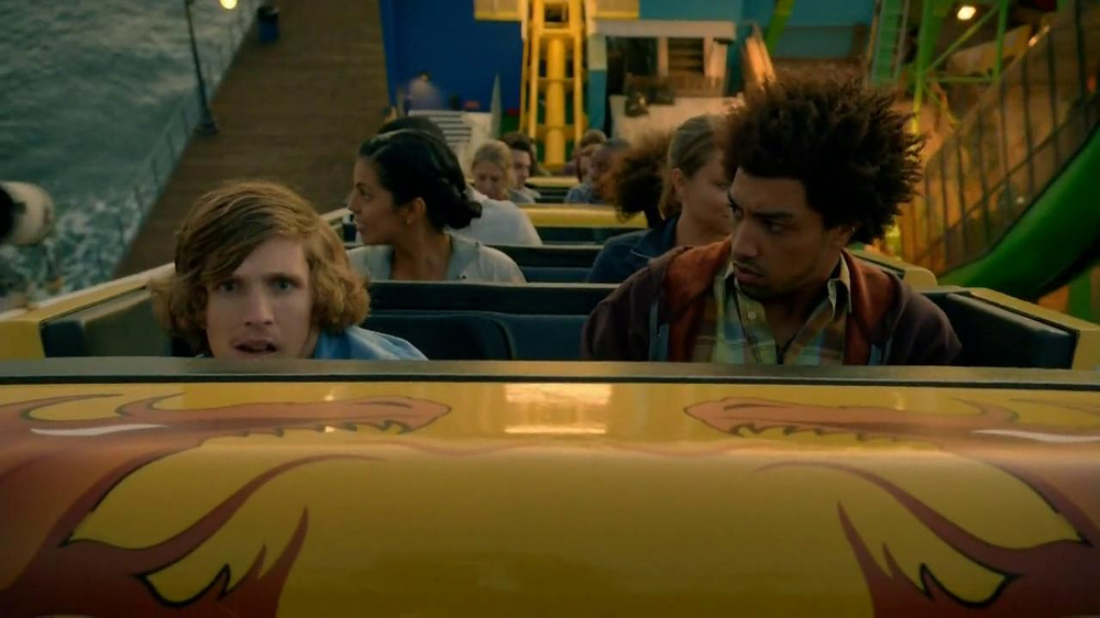 Gildan TV Spot, 'Roller Coaster' - Screenshot 7