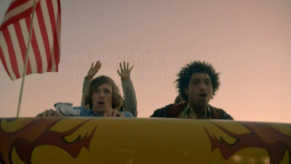 Gildan TV Spot, 'Roller Coaster' - Screenshot 9