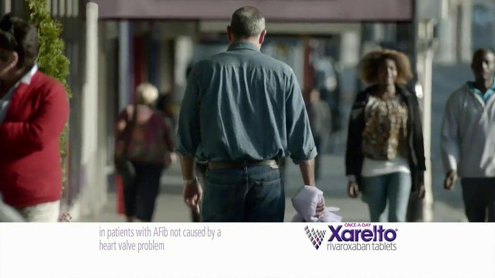 Xarelto Tv Commercial Bob Ispot Tv