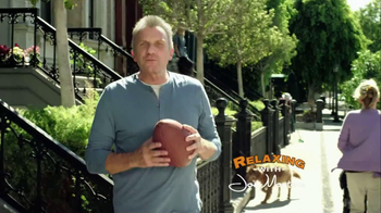 Skechers Relaxed Fit TV Spot Featuring Joe Montana, Ronnie Lott