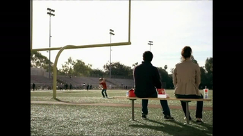 McDonald's McNuggets TV Spot, 'Football Dunk'