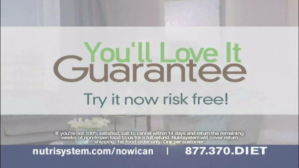 Nutrisystem Success TV Spot Featuring Marie Osmond  - Screenshot 9