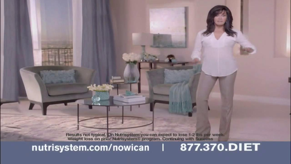 Nutrisystem Success TV Spot Featuring Marie Osmond  - Screenshot 2