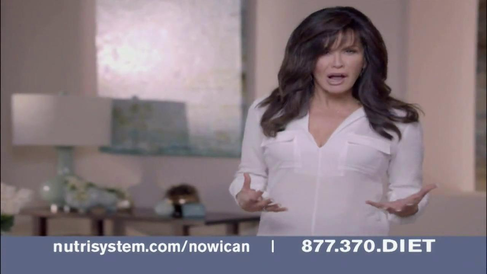 Nutrisystem Success TV Spot Featuring Marie Osmond  - Screenshot 3