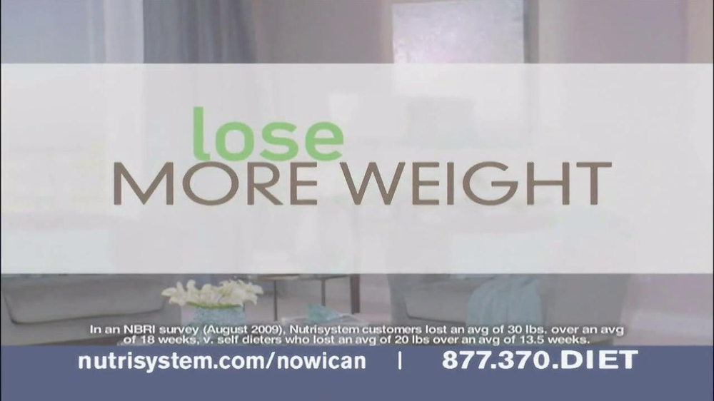 Nutrisystem Success TV Spot Featuring Marie Osmond  - Screenshot 4