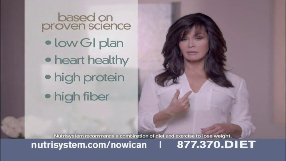 Nutrisystem Success TV Spot Featuring Marie Osmond  - Screenshot 6