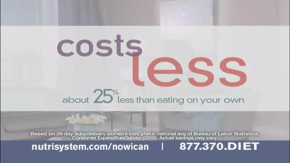 Nutrisystem Success TV Spot Featuring Marie Osmond  - Screenshot 7