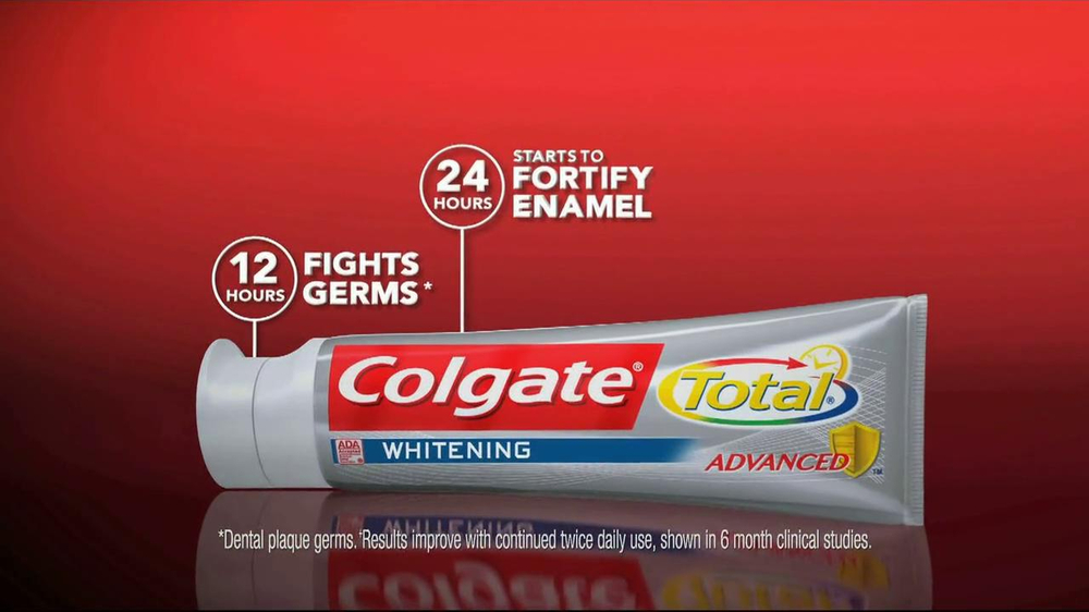 Colgate Total Adavanced TV Spot, 'You Can Do It' Featuring Kelly Ripa - Screenshot 7