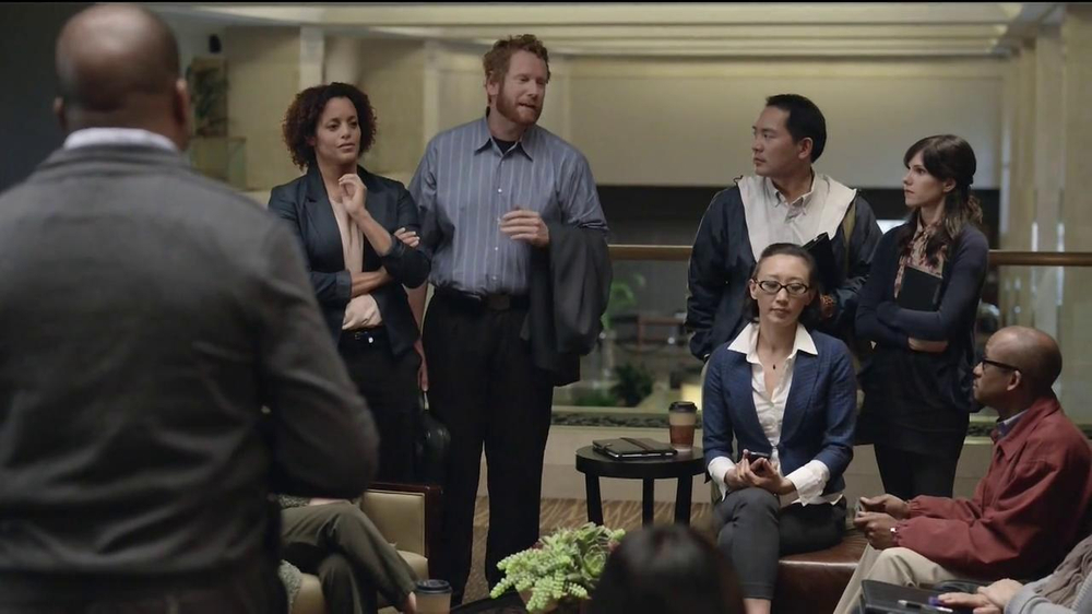 Fedex office tv commercial 39first team gathering39 ispottv for Fedex office davis ca