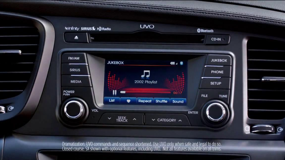 Kia Optima Commercial Music Autos Post
