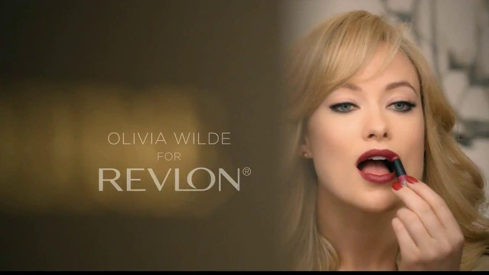 Revlon Colorstay Ultimate Suede Tv Commercial Featuring