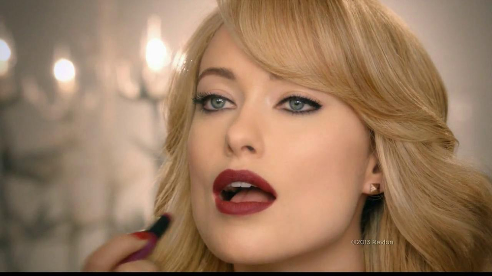 Revlon Colorstay Ultimate Suede Commercial Featuring