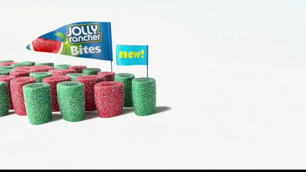 Jolly Ranchers Bites TV Spot  - Screenshot 1