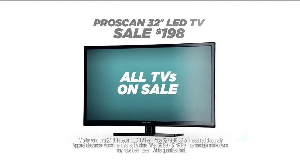 Kmart carries a large selection of high-quality televisions, so you and the entire family can watch everything in stunning clarity. Choose a smart TV with Internet connection for the bedroom or a flat panel model with a built-in DVD player for the living room.