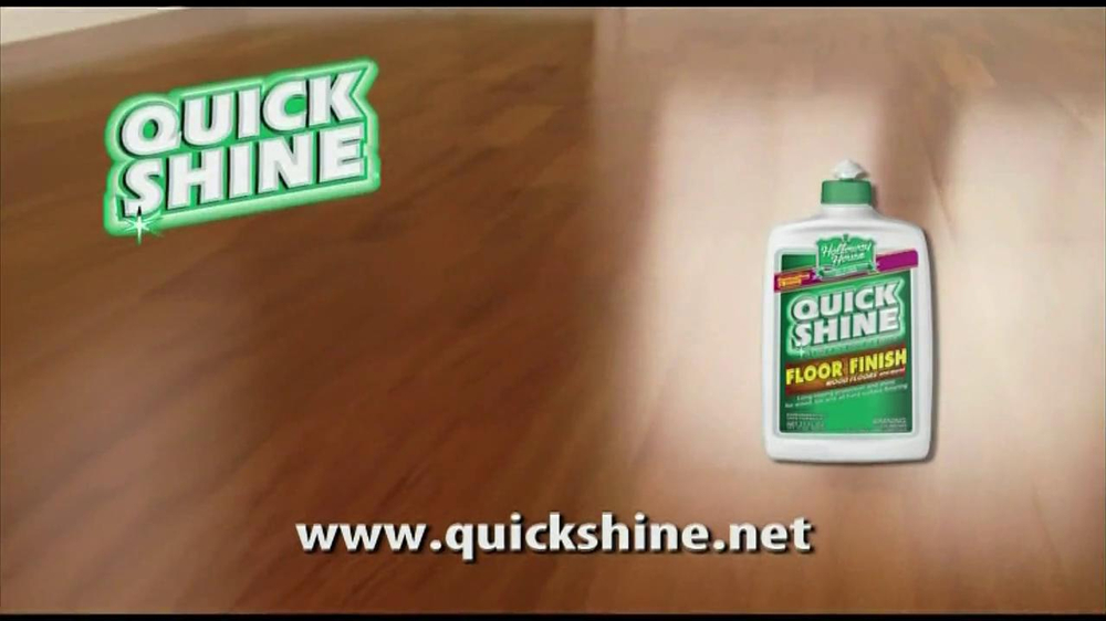 Holloway House Quick Shine Tv Spot Ispot Tv