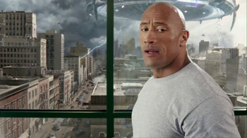 Milk Mustache 2013 Super Bowl TV Spot Ft The Rock, Song Styletones  - 357 commercial airings