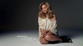 L'Oreal 2013 Super Bowl  TV Spot, 'Unique Story' Featuring Beyonce