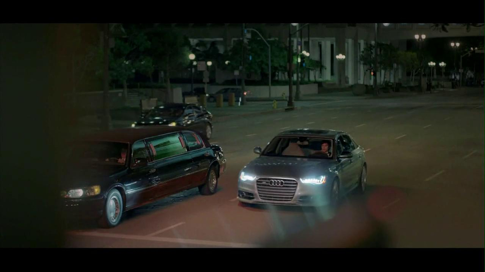 Audi S6 2013 Super Bowl TV Spot, 'Prom Night: Worth It' - Screenshot 4