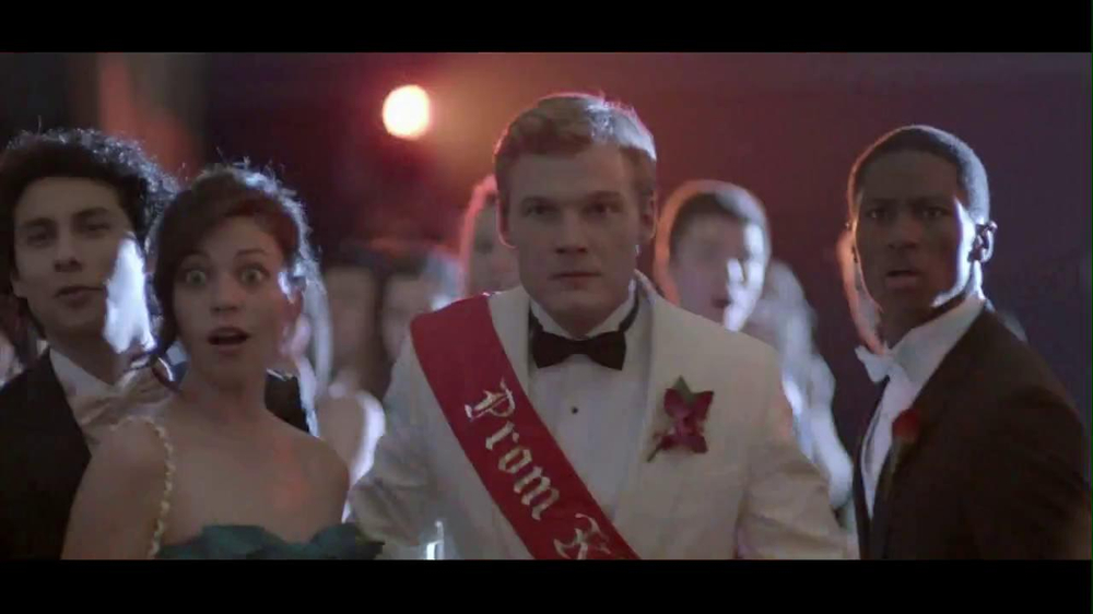 Audi S6 2013 Super Bowl TV Spot, 'Prom Night: Worth It' - Screenshot 7