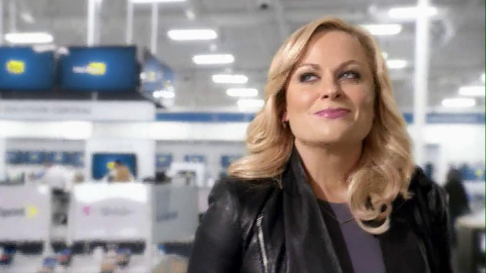 Best Buy 2013 Super Bowl TV Spot, 'Asking Amy' Featuring Amy Poehler - Screenshot 2