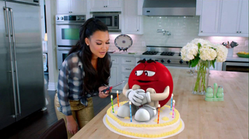 M&M's 2013 Super Bowl TV Spot, 'Anything for Love'