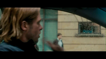 World War Z 2013 Super Bowl Trailer Featuring Brad Pitt