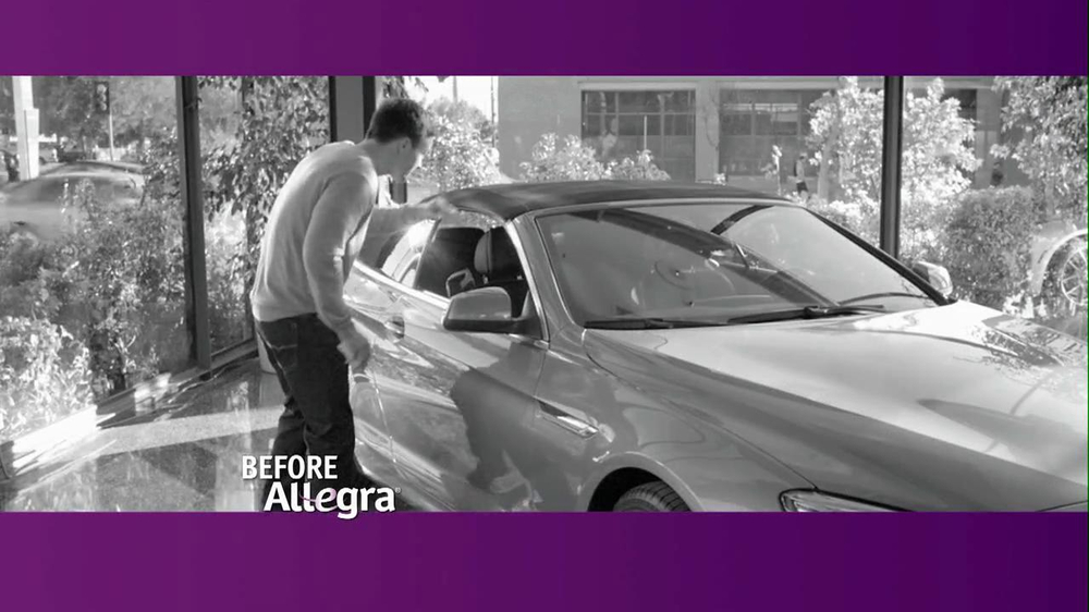Allegra TV Spot, 'Love to Own' - Screenshot 3
