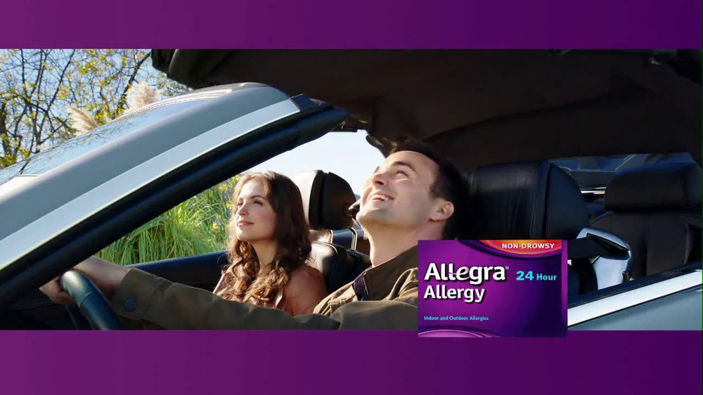 Allegra TV Spot, 'Love to Own' - Screenshot 4