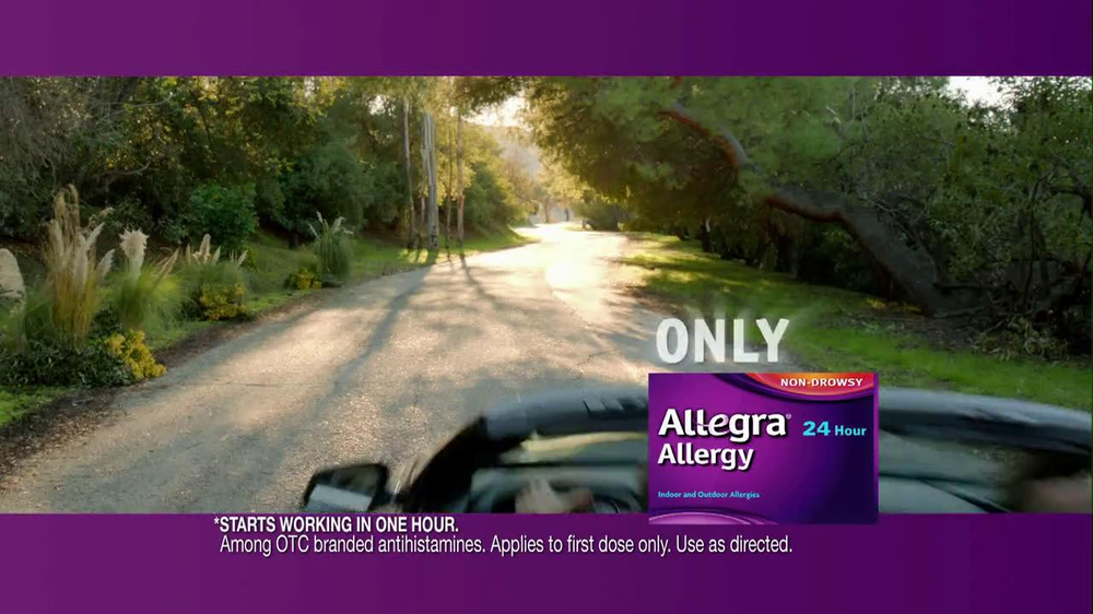 Allegra TV Spot, 'Love to Own' - Screenshot 7