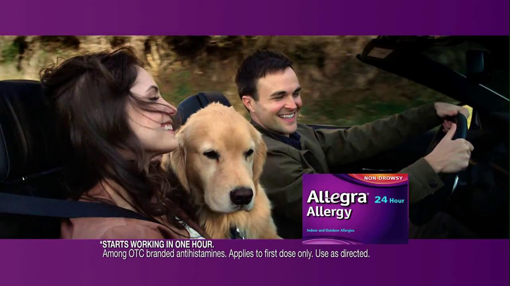 Allegra TV Spot, 'Love to Own' - Screenshot 9