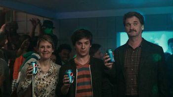 PepsiNEXT 2013 Super Bowl TV Spot, 'House Party'