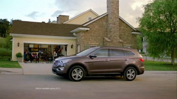 Hyundai Super Bowl 2013 TV Spot, 'Team' Song by Quiet Riot - Thumbnail 4