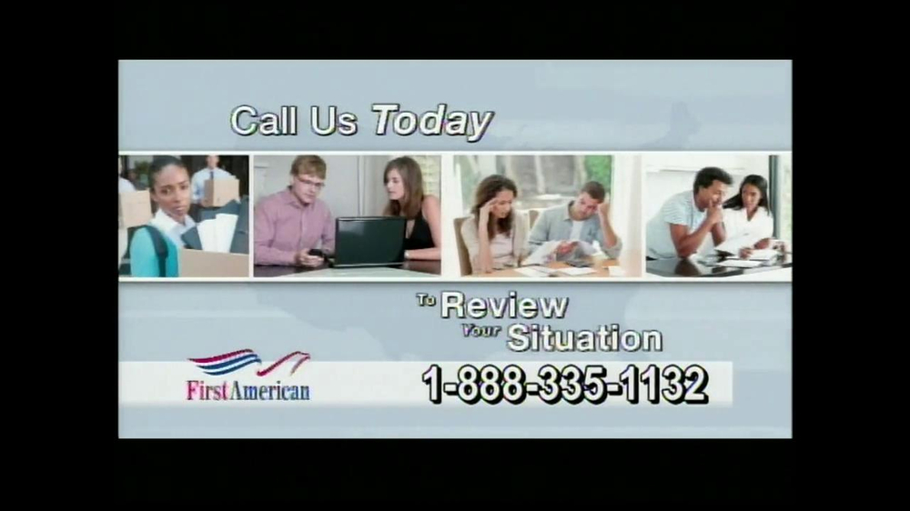 First American Loans Student Aid TV Spot - Screenshot 4