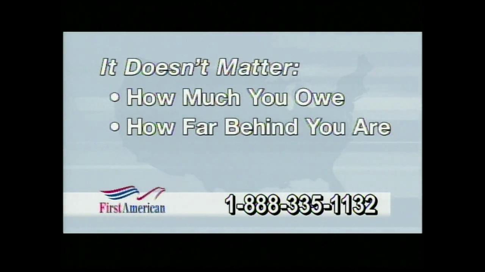 First American Loans Student Aid TV Spot - Screenshot 6