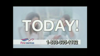 First American Loans Student Aid TV Spot - Thumbnail 10