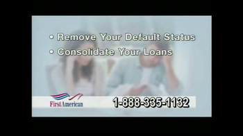 First American Loans Student Aid TV Spot - Thumbnail 9