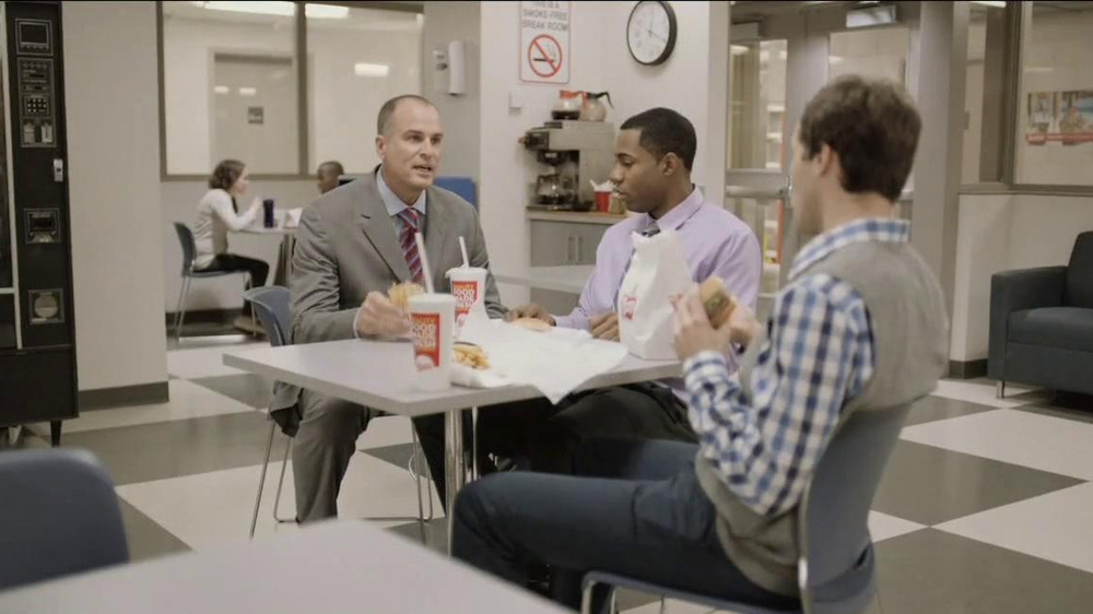 Wendy's TV Spot, 'Wooden Awards' Featuring Jay Bilas - Screenshot 9