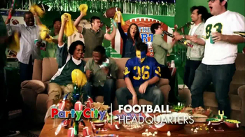 Party City TV Spot, 'NFL Celebrations'