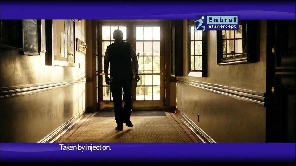 Enbrel TV Spot, 'Little Things' Featuring Phil Mickelson - Screenshot 3