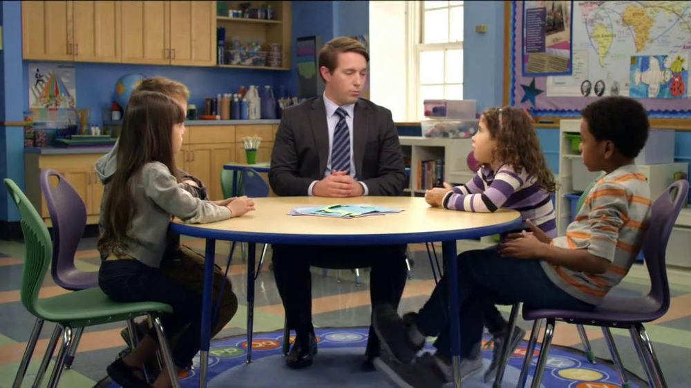 AT&T TV Spot, 'Faster or Slower: Werewolf' Featuring  Beck Bennett - Screenshot 8