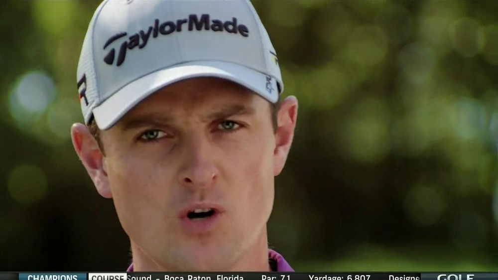 TaylorMade TV Spot, 'Ballz-ier' Ft. Dustin Johnson, Justin Rose, Jason Day - Screenshot 2