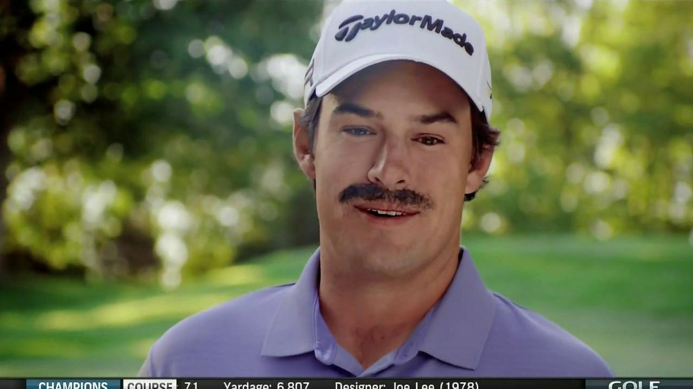 TaylorMade TV Spot, 'Ballz-ier' Ft. Dustin Johnson, Justin Rose, Jason Day - Screenshot 3
