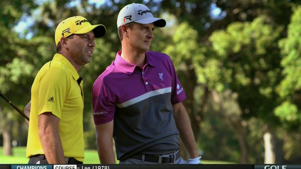 TaylorMade TV Spot, 'Ballz-ier' Ft. Dustin Johnson, Justin Rose, Jason Day - Screenshot 4