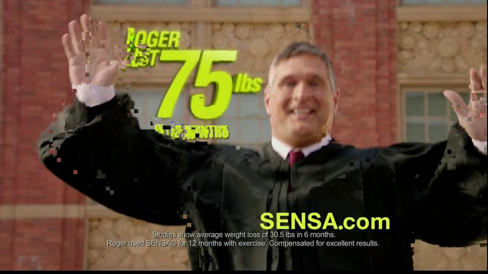 Sensa TV Spot, 'Shake Your Sensa' - Screenshot 9