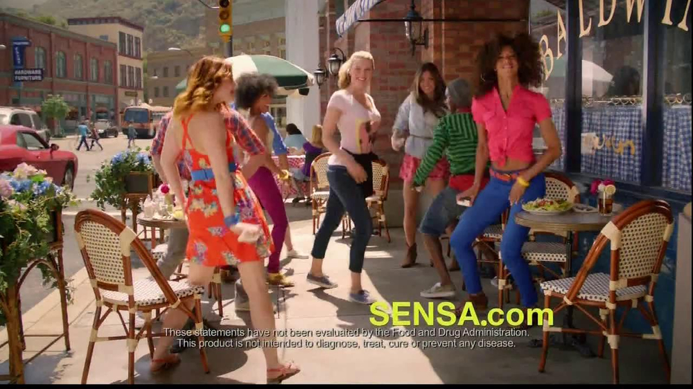 Sensa TV Spot, 'Shake Your Sensa' - Screenshot 2